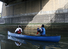 BRONX RIVER CROSSING, 2009